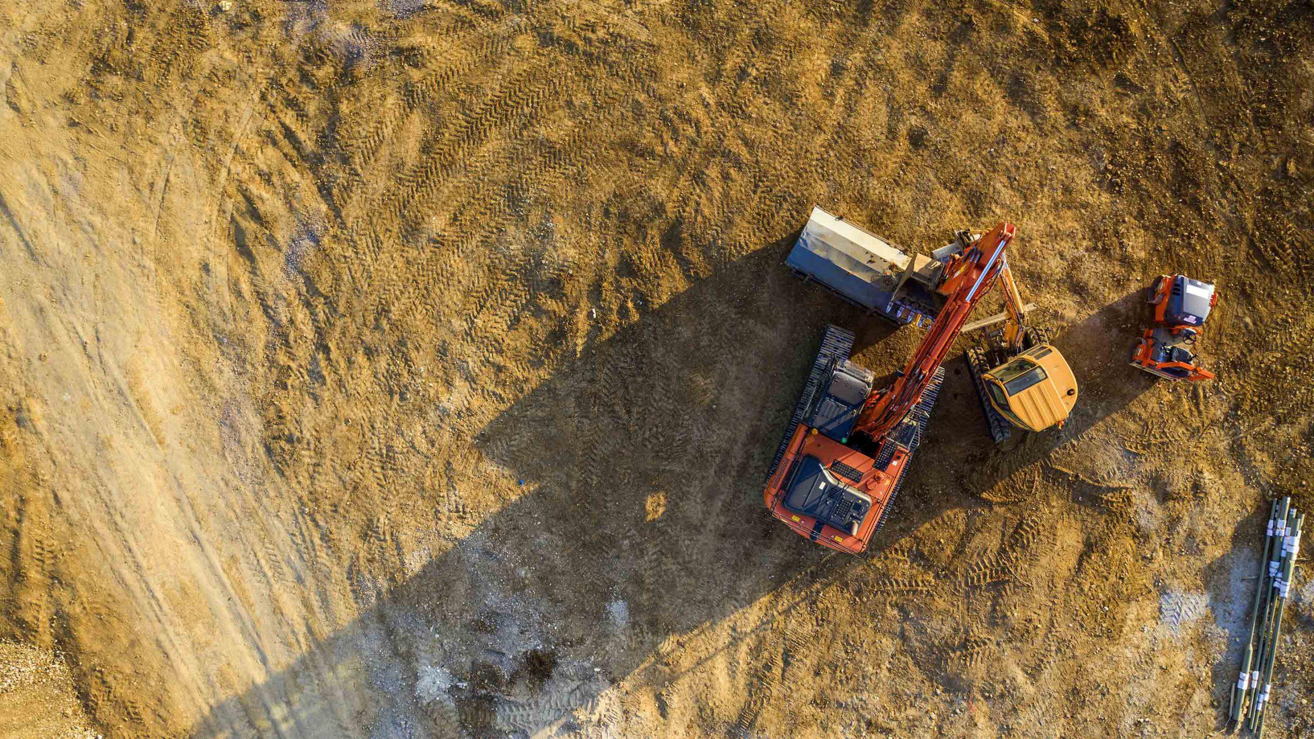 Construction fleet tracking