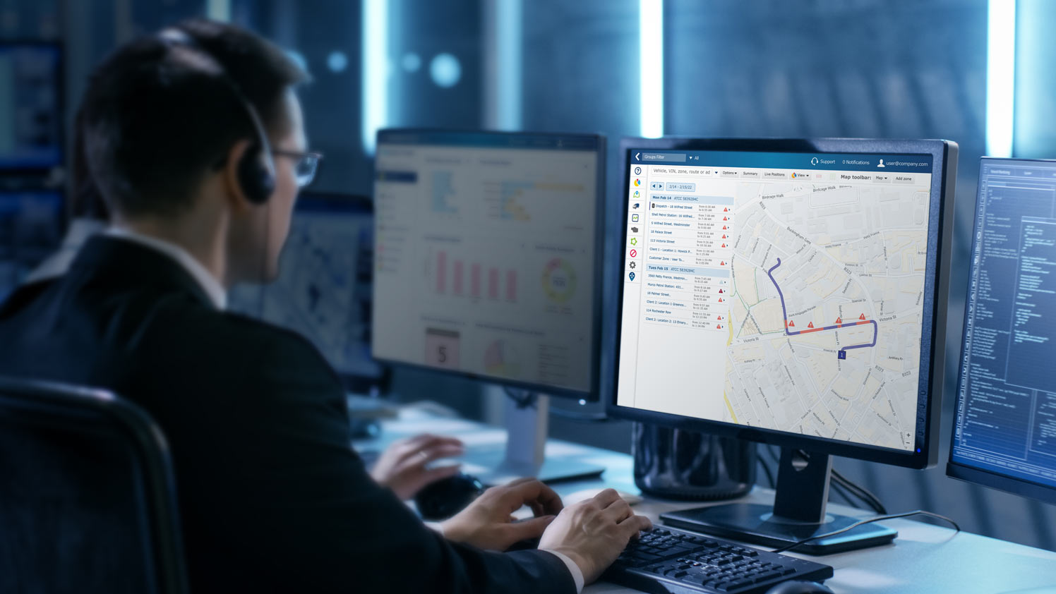 Driver Tracking